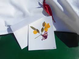 251 best pressed flowers cards from petalsofmyheart handmade from