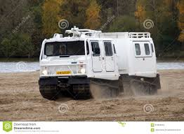 amphibious vehicle military hägglunds bandvagn 206 amphibious vehicle editorial stock image