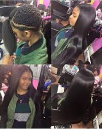black hair weave part in the middle sew hot 40 gorgeous sew in hairstyles middle hair style and prom