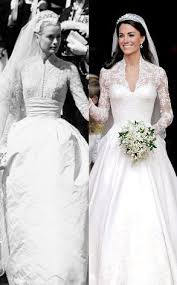 wedding dress kate middleton was kate middleton s dress inspired by grace kate