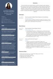 social media director resume samples visualcv resume samples