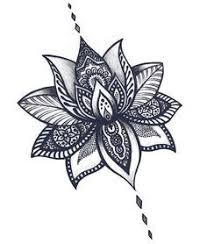 best 25 mandala flower tattoos ideas on pinterest lotus mandala