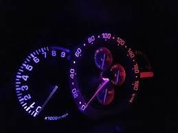 lexus is300 change diy cluster light altezza is300