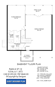 house plan 37 12 vtr house plans by garrell associates inc