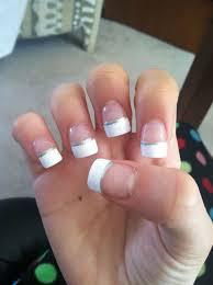 19 best nails images on pinterest french tips make up and