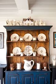 Decorating A Hutch Dining Room Hutch Decorating Ideas Christmas Lights Decoration
