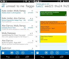 microsoft access for android microsoft outlook web access app now available for android devices