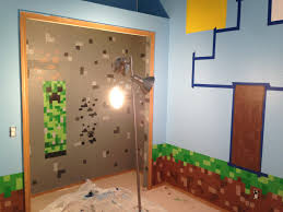 how to paint a bedroom wall minecraft bedroom jon zenor