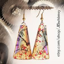 cd earrings recycled cd earrings search jewelry earrings 3