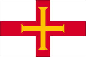 flag of guernsey flag of a crown possession britannica com