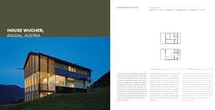 masterpieces chalet architecture design braun loversiq
