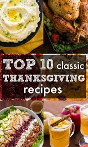 our top 10 classic thanksgiving recipes natashaskitchen
