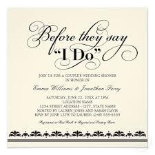 wedding invitation quotes and sayings coed wedding shower invitation wording vertabox
