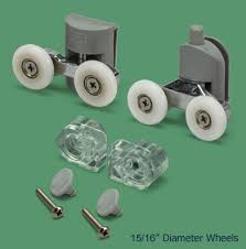 Glass Shower Door Handles Replacement by 10 058 Shower Door Roller And Bumper Kit Swisco Com