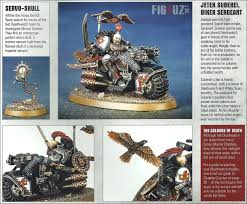 deathwatch new kill team cassius pics revealed spikey bits