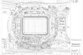 stadium floor plan tottenham stadium details emerge on haringey council website