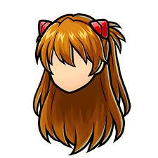 asuka hair image cosmetic item asuka hair 001 render png unison league