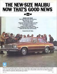 curbside classic 1981 chevrolet malibu classic u2013 a wallflower