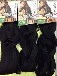xpressions braiding hair box braids 30 8 packs x pression xpression expression kanekalon 82 senegalese