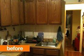 Budget Kitchen Makeovers Before And After - kitchen remodeling 20 real life transformations apartment therapy