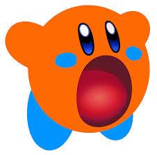 kirby fantendo nintendo fanon wiki fandom powered image orange kirby png fantendo nintendo fanon wiki fandom