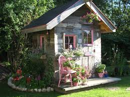 outdoor get inspiring ideas through these beautiful garden shed