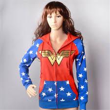 wonder woman hoodie ebay