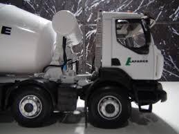 renault kerax caminhão renault kerax betoneira bi truck escala 1 43 norev r