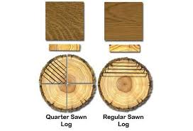 is quarter sawn wood more expensive how to quarter saw timber