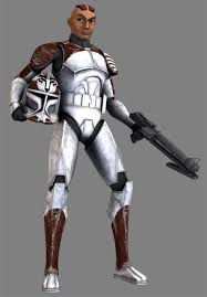 boost is a clone trooper who fought in the clone wars in 22 bby