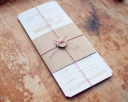 wedding invitations ideas diy christine ian s diy lasercut woodland wedding invitations