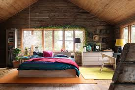 Architectures Interior Home Design Bedrom Of Wooden Ceiling And - Home design interior