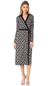 dvf wrap dress diane furstenberg women s printed d ring wrap