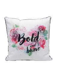 disney beauty and the beast floral heart pillow topic
