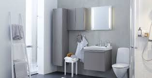 Bathroom Lighting Solutions Illuminated Bathroom Mirrors A Stylish Bathroom Lighting