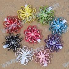 loopy bow popular loopy flower bow buy cheap loopy flower bow lots from