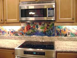 kitchen backsplash murals contemporary kitchen backsplash and murals eclectic kitchen