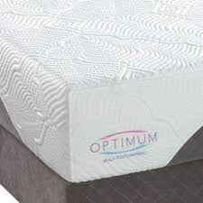 sealy optimum latex brasswood the sleep center in slidell louisiana