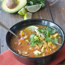 chicken tortilla soup sundaysupper