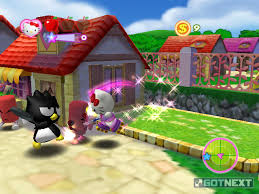 kitty roller rescue screens level