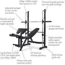 Decline Smith Machine Bench Press Buy Marcy Eclipse Rs3000 Olympic Half Smith Machine At Mailshop Co