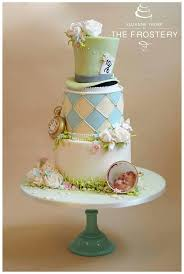 94 best alice in wonderland cakes images on pinterest alice in