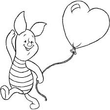 piglet colouring pages funycoloring