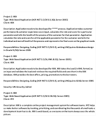 Xml Resume Example by The Best Resume Samples For Production Managers