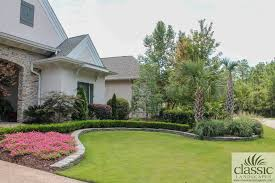 European Style Home by European Style Classic Landscapes