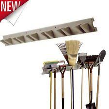 Garage Tool Organizer Rack - gardening tools organizer holder wall storage rack garage storing