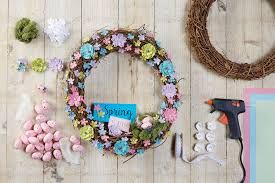 how to make wreaths 50 and easter wreaths with fresh designs