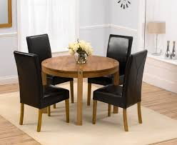 Round Dining Room Tables For 4 Round Dining Tables For 4