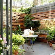 Winter Patio Plants by Patio Garden Ideas For Every Space Ideal Home