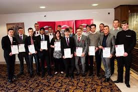 nissan finance graduate scheme nissan apprentices celebrate graduation day nissan insider